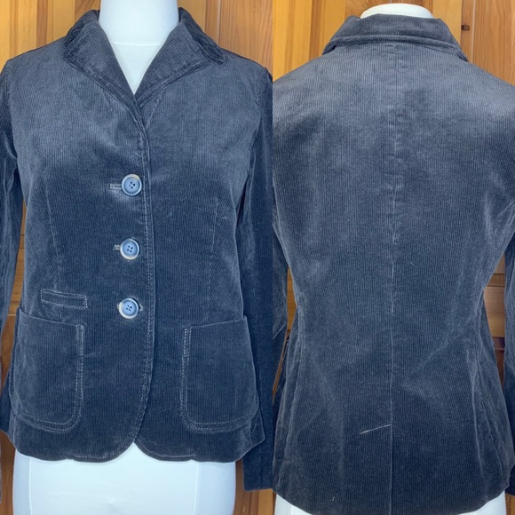 GAP Jackets & Blazers - SALE GAP Brown Corduroy Jacket
